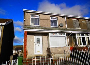 Thumbnail 3 bed property for sale in Wood Street, Gilfach Goch, Rhondda Cynon Taff.