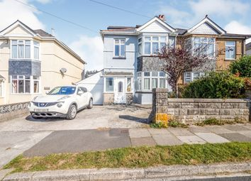 4 bed semi-detached house for sale in Cross Park Road, Plymouth PL6