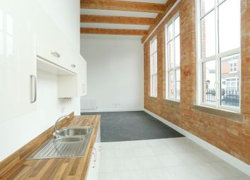 Thumbnail 2 bed duplex for sale in Wheatsheaf Way, Knighton Fields, Leicester