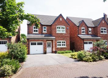 Thumbnail 4 bed detached house for sale in Buttercup Way, North Hykeham