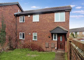 Thumbnail 3 bed end terrace house for sale in Rudyard Close, Luton