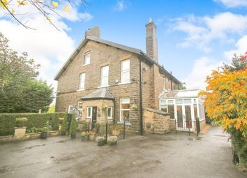 Thumbnail 3 bed semi-detached house for sale in Buxton Road, New Mills, High Peak, Derbyshire
