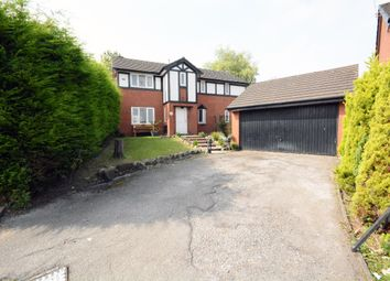 Thumbnail 4 bed detached house for sale in Kingsmead, Blackburn