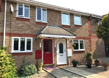 Thumbnail 2 bedroom terraced house to rent in Haselmere Close, Suffolk, Bury St Edmunds, Suffolk