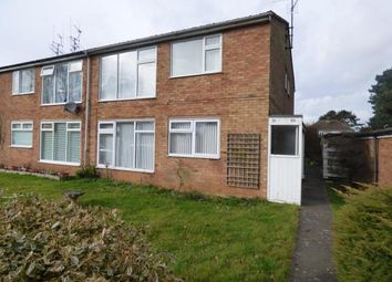 Thumbnail 2 bed maisonette for sale in Conifer Rise, Northampton, Northamptonshire