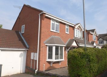 Thumbnail 3 bed semi-detached house to rent in Damaskfield, Warndon, Worcester