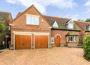 Thumbnail 4 bed detached house for sale in Henry Dane Way, Newbold Coleorton
