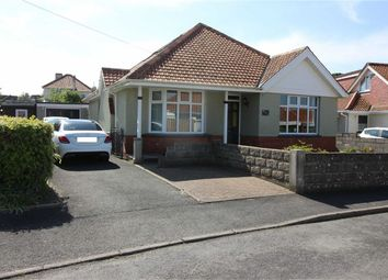 Thumbnail 4 bedroom detached bungalow for sale in Crescent Avenue, Sticklepath, Barnstaple