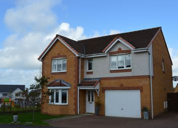 Thumbnail 4 bed detached house for sale in Macleod Crescent, Clarkston, Airdrie
