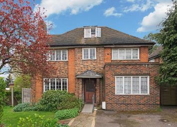 Thumbnail 6 bed detached house for sale in Ossulton Way, Hampstead Garden Suburb, London