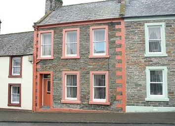 Thumbnail 3 bed terraced house for sale in 96 George Street, Whithorn