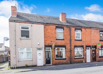 Thumbnail 2 bed terraced house for sale in Carron Street, Stoke-On-Trent