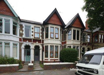 Thumbnail 2 bedroom flat for sale in Kimberley Road, Roath, Cardiff