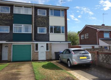 Thumbnail 3 bed town house for sale in Gloucester Avenue, Oulton Broad, Lowestoft, Suffolk
