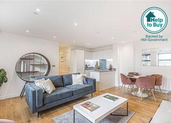 2 bed flat for sale in Dolphin Bridge House, Rockingham Road, Uxbridge, Middlesex UB8