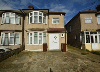 Thumbnail 3 bed semi-detached house for sale in Danehurst Gardens, Redbridge, Essex
