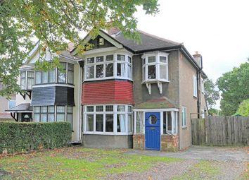 Thumbnail 3 bed semi-detached house for sale in White Horse Hill, Chislehurst, Kent