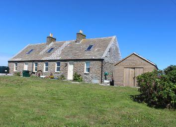 Thumbnail 4 bed cottage for sale in Kettletoft, Sanday, Orkney