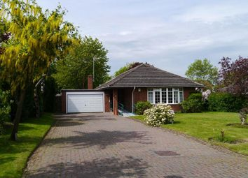 Thumbnail 3 bed detached bungalow for sale in Wentworth Court, Ponteland, Newcastle Upon Tyne