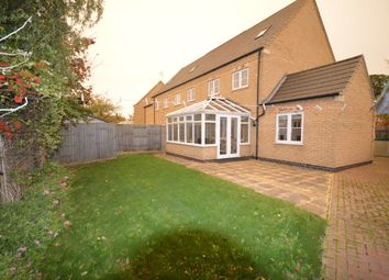 Thumbnail 4 bed property to rent in Oak Square, Crowland, Peterborough