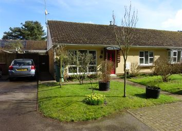 Thumbnail 3 bed semi-detached bungalow for sale in Thorn Walk, Sutton Heath, Woodbridge