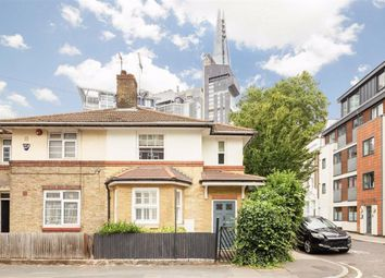 Thumbnail 2 bed semi-detached house to rent in Porlock Street, London