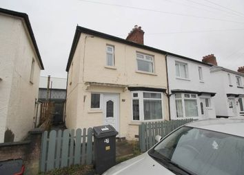 Thumbnail 3 bedroom semi-detached house for sale in Ashdene Drive, Belfast