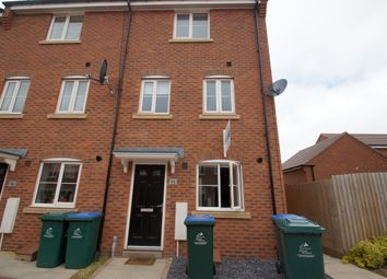 4 bed end terrace house for sale in Anglian Way, Stoke Village, Coventry CV3