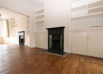 Thumbnail 3 bedroom terraced house to rent in Brackenbury Road, London