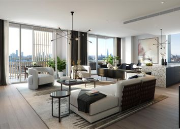 Skyline Collection At Grand Central Apartments, Kings Cross NW1. 3 bed flat for sale