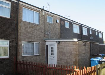 Thumbnail 3 bedroom terraced house to rent in Dalwood Close, Bransholme, Hull