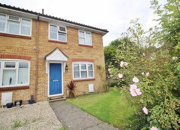 Thumbnail 3 bed semi-detached house for sale in Siskin Close, Borehamwood