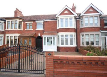 Thumbnail 3 bed terraced house for sale in Beach Road, Fleetwood