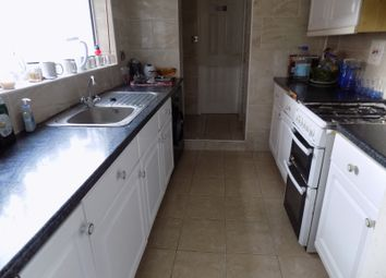 Thumbnail 2 bed semi-detached house to rent in Dordans Road, Luton, Bedfordshire