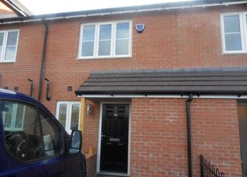 Thumbnail 2 bed town house to rent in Riverside Way, Castleford