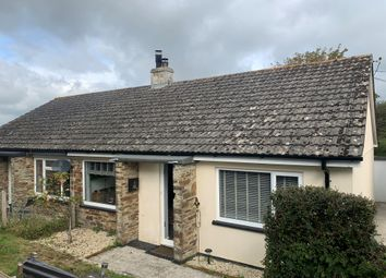 Thumbnail 2 bed semi-detached bungalow for sale in Horsepool Road, Sheviock, Torpoint