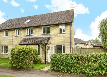 Thumbnail 3 bedroom end terrace house for sale in Oxlease, Cogges, Witney