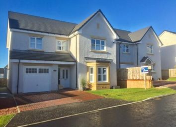 Thumbnail 4 bed property for sale in Mill Lade Drive, Lenzie, Glasgow