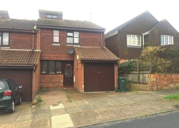 Thumbnail 3 bed semi-detached house to rent in Chichester Drive East, Saltdean, East Sussex