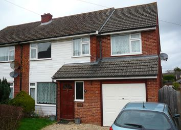 Thumbnail 5 bed semi-detached house for sale in Greenway, Thame