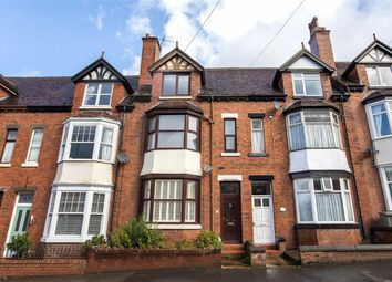 Thumbnail 4 bed town house for sale in Ashbourne Road, Leek