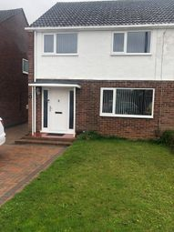 Thumbnail 3 bed semi-detached house to rent in Wavendene Avenue, Egham
