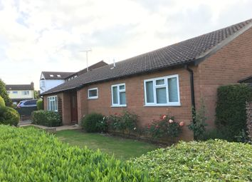 Thumbnail 3 bed detached bungalow for sale in Cherryfields, Orton Waterville