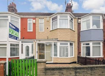 Thumbnail 2 bed terraced house for sale in Woodgate Road, Hull