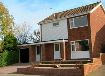 Thumbnail 3 bed detached house to rent in Park Lane, Snettisham, King's Lynn