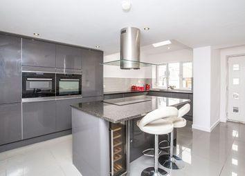 Thumbnail 5 bed detached house for sale in Moor Lane, Sherburn In Elmet, Leeds
