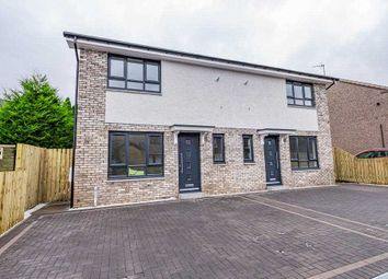 Thumbnail 3 bed semi-detached house for sale in Kirkland Drive, Stoneywood, Denny
