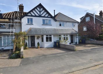 Thumbnail 3 bed terraced house for sale in Woodside Road, Chiddingfold, Godalming