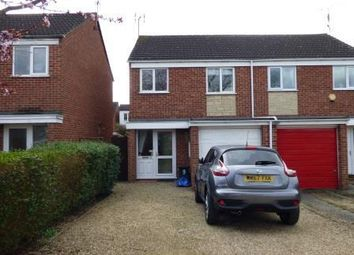 Thumbnail 3 bed semi-detached house to rent in Chiltern Road, Quedgeley, Gloucester