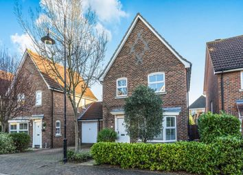 Thumbnail 3 bed detached house for sale in Sandling Way, St. Marys Island, Chatham